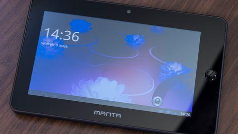 Manta PowerTab MID07 — ciekawy tablet za rozsądną cenę