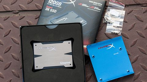 """Kingston HyperX 120GB 3K – """"czarny koń"""" w rodzinie HyperX"""