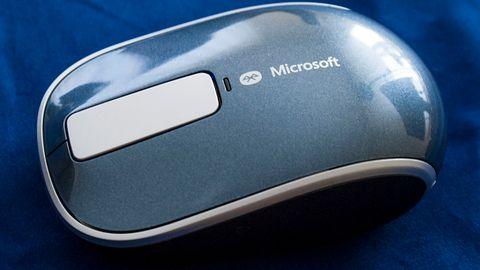 Microsoft Sculpt Touch — myszka, która mruczy
