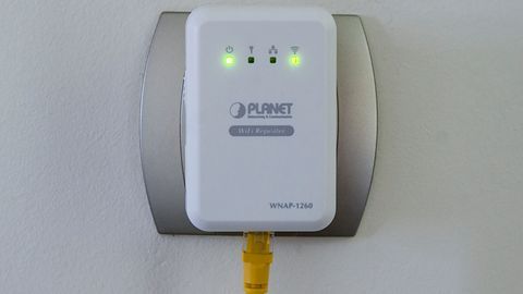 Zrób sobie WiFi z repeaterem Planet WNAP-1260