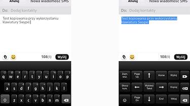 Nokia N9 tips & tricks cz. 22 — kursory, zaznaczanie tekstu, kopiuj/wklej i lupa