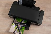 Epson L800 — drukarka foto z cysterną