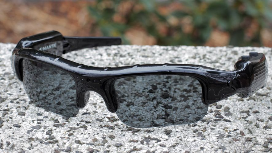 MANTA 3D Cyber Eye HD — szpiegowski gadżet