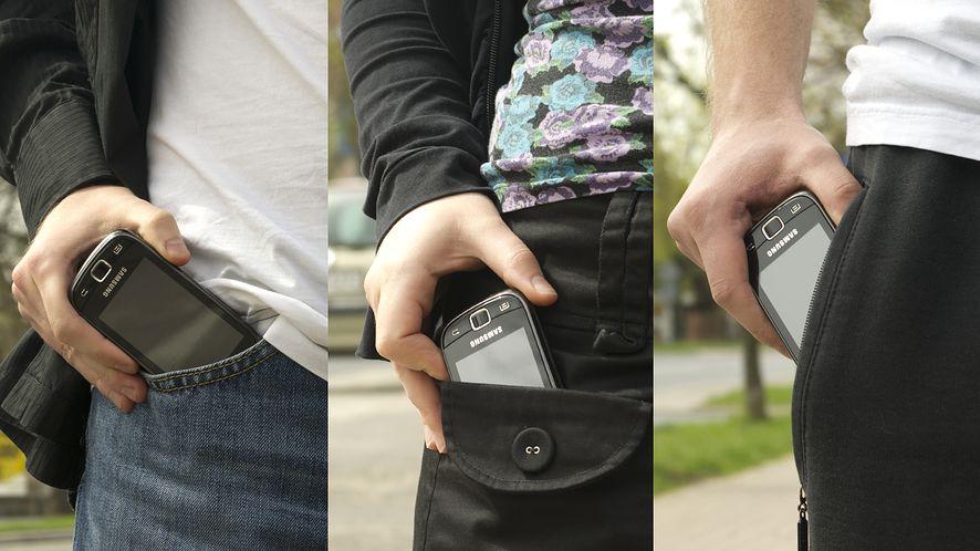 Samsung Galaxy 551 — telefon na każdą kieszeń