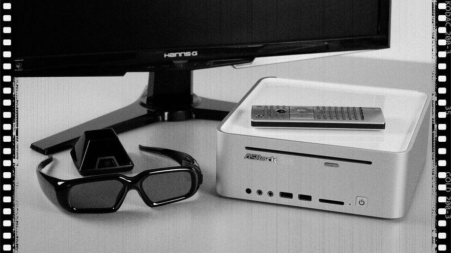 ASRock Vision 3D — HTPC na salony