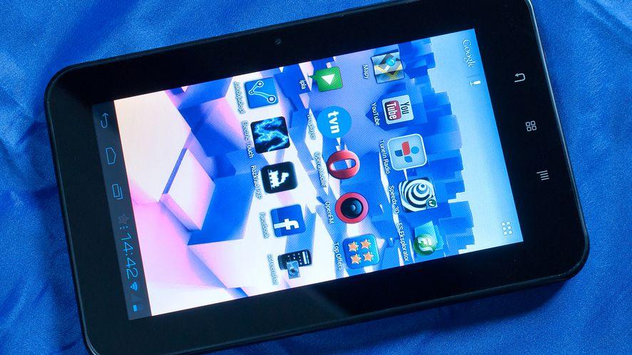 Trak tPAD-7151 S 3D- tablet na każdą kieszeń