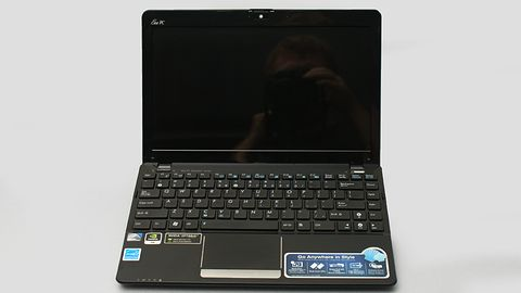 Test netbooka ASUS Eee PC 1215N
