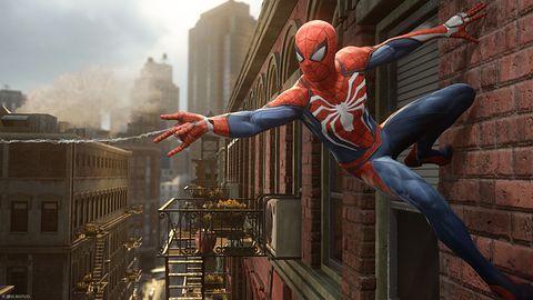 Szalone akrobacje i dzika walka w najnowszym wideo ze Spider-Mana