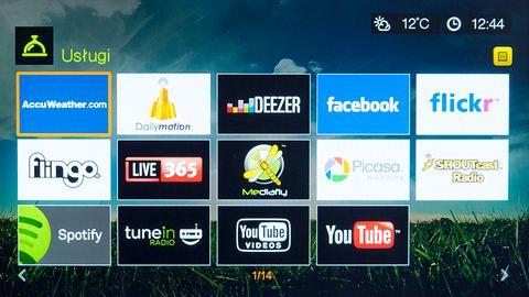 WD TV Live — streaming na żądanie