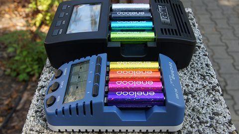 Powerex MH-C9000 — ładowanie pod kontrolą
