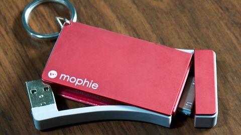 mophie juice pack reserve — dodatkowa bateria przy kluczach
