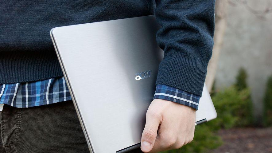 Acer Aspire S3 — centymetr przyjemności