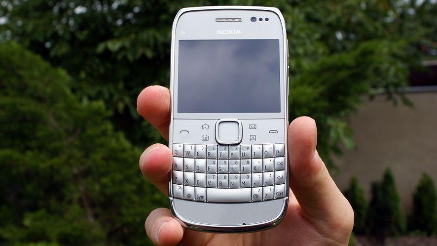 Nokia E6 — nisza dla każdego