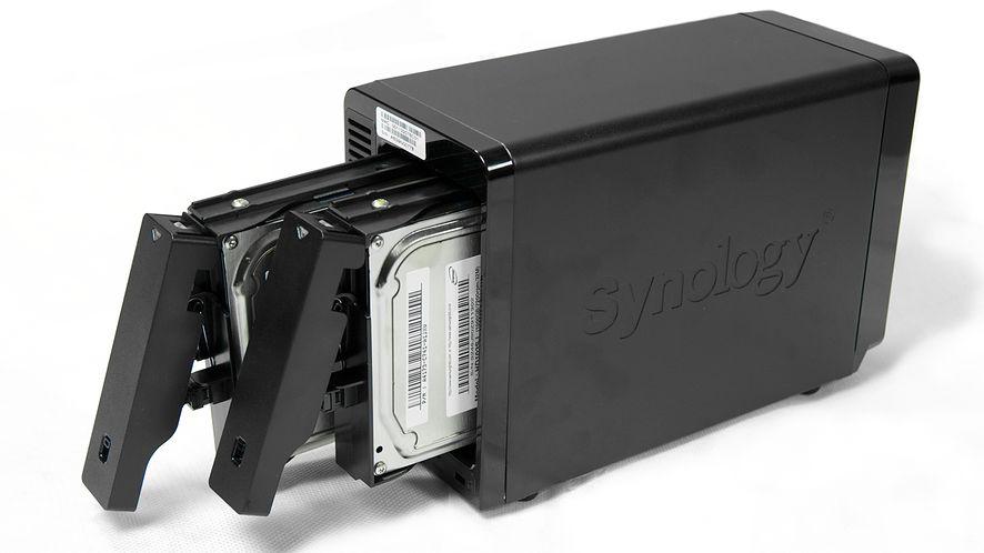 Testujemy macierz sieciową DS710+ firmy Synology