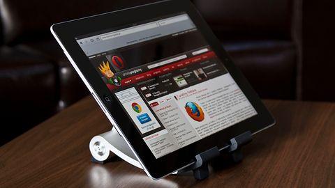 Choiix Wave Aluminium Stand — regulowany stojak na tablet