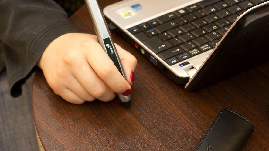 Genius Pen Mouse — myszka w piórku?