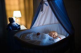 Ford zaprojektował łóżeczko, w którym dziecko zaśnie w ciągu 5 minut!