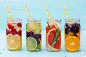 Wody smakowe w diecie dziecka
