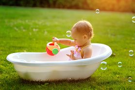 Jak prawidłowo kąpać noworodka?