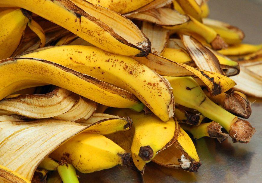 Skórka od banana nowym superproduktem?