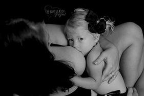 Karmienie piersią powyżej roku w obiektywie Natalie McCain