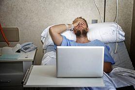 Korzystanie z internetu osłabia twoją odporność