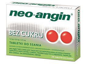 Lek antyseptyczny na ból gardła? Czyli jaki?