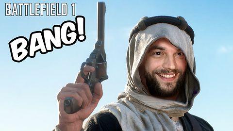 To jest konflikt, którego szukacie! - Recenzja Battlefield 1