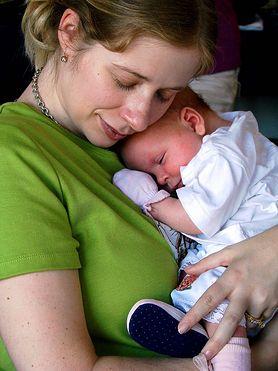 Czy w ciąży można karmić piersią starsze dziecko?