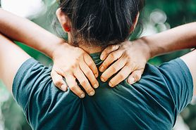 Dolegliwości, które mogą świadczyć o chorym kręgosłupie
