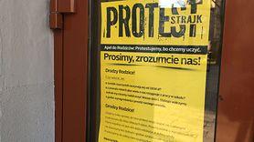 Strajk nauczycieli w Lublinie. Relacja z pierwszego dnia (WIDEO)