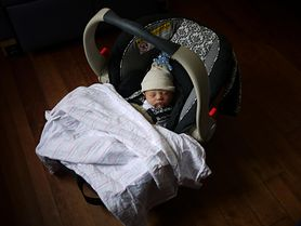 Foteliki dla niemowlaka