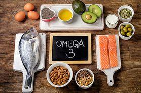 Jak działają kwasy Omega 3? - infografika
