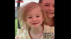 4-letnia Łucja choruje na raka. Być może to ty uratujesz jej życie. Prośba o pomoc!