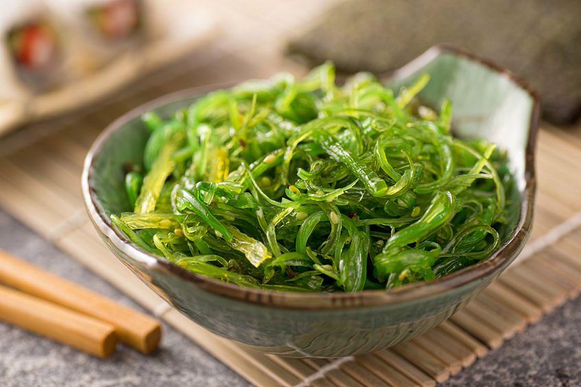 Algi to źródło cennych kwasów DHA
