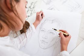 Jak narysować portret krok po kroku?