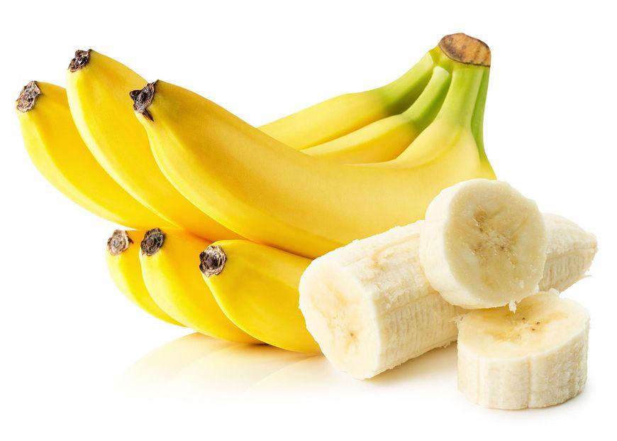 Banany dostarczają wszystkich odżywczych składników, które mogą sprawić, że będziesz czuł się zdrowo