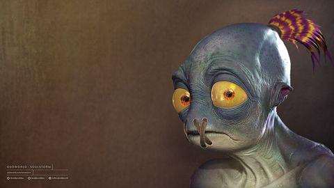 Oddworld: Soulstorm - podczas GDC ujrzeliśmy pełen akcji teaser