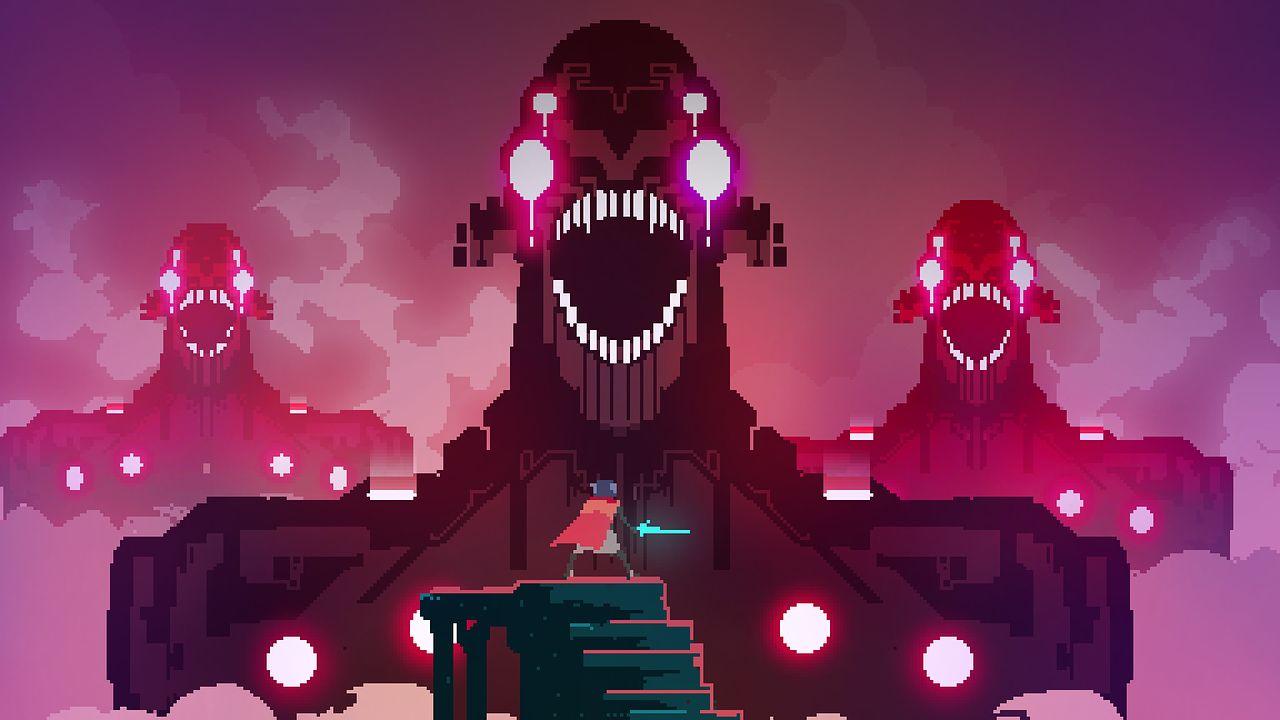 Projektant Hyper Light Drifter nie spełni marzeń w Square Enix Montreal