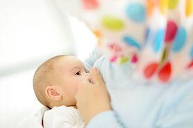 Karmienie dziecka piersią