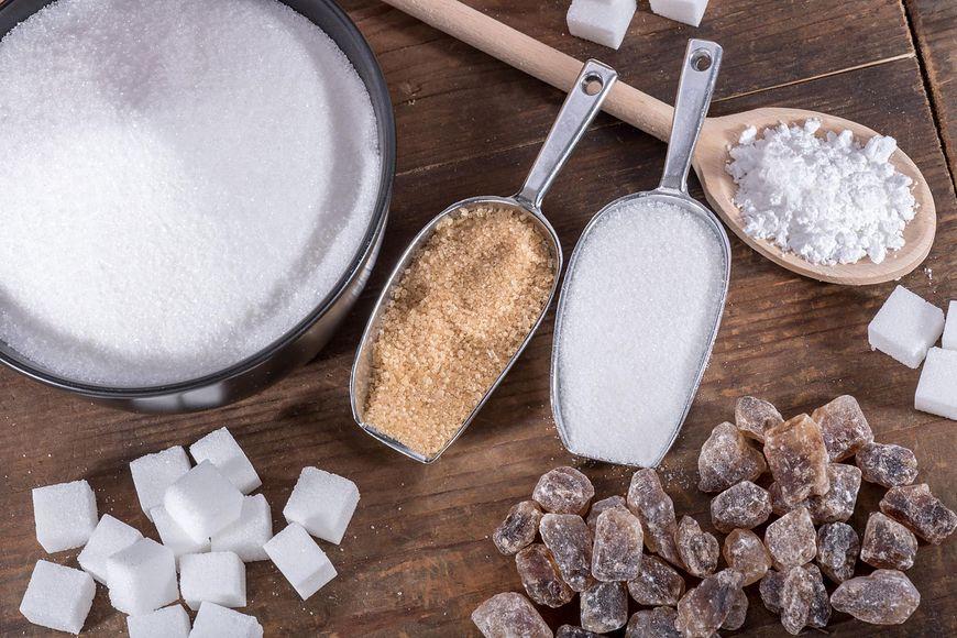 Wszechobecny cukier