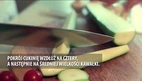 Szaszłyki z warzyw i pieczarek – smacznie i dietetycznie (WIDEO)