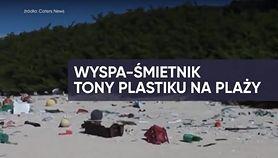 Najbardziej zanieczyszczona wyspa na świecie (WIDEO)