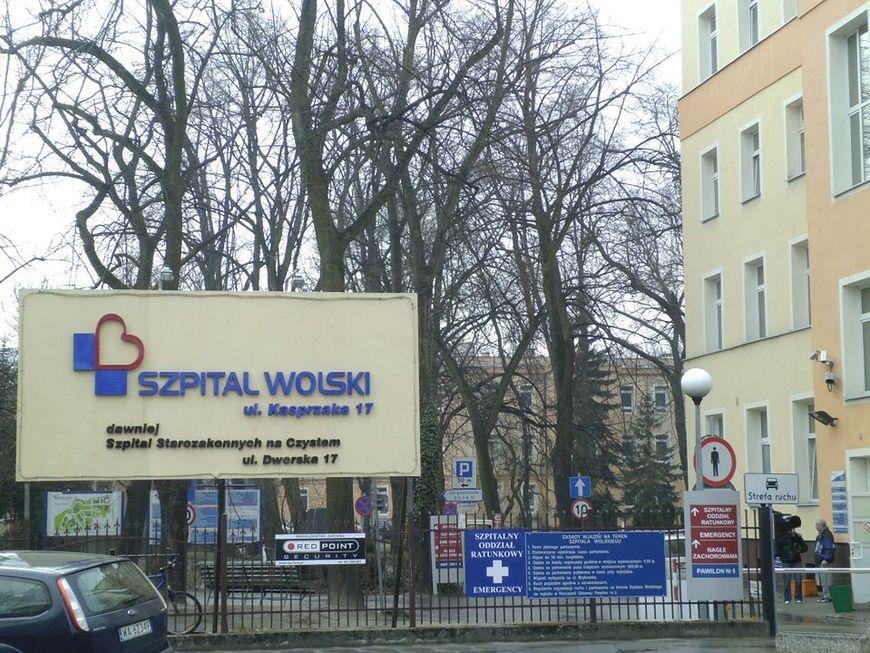 Szpital Wolski im. dr. A. Gostyńskiej w Warszawie - 777.9 pkt.