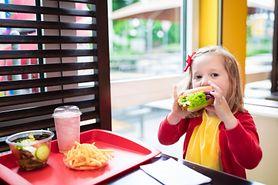 Dlaczego dziecko nie je?