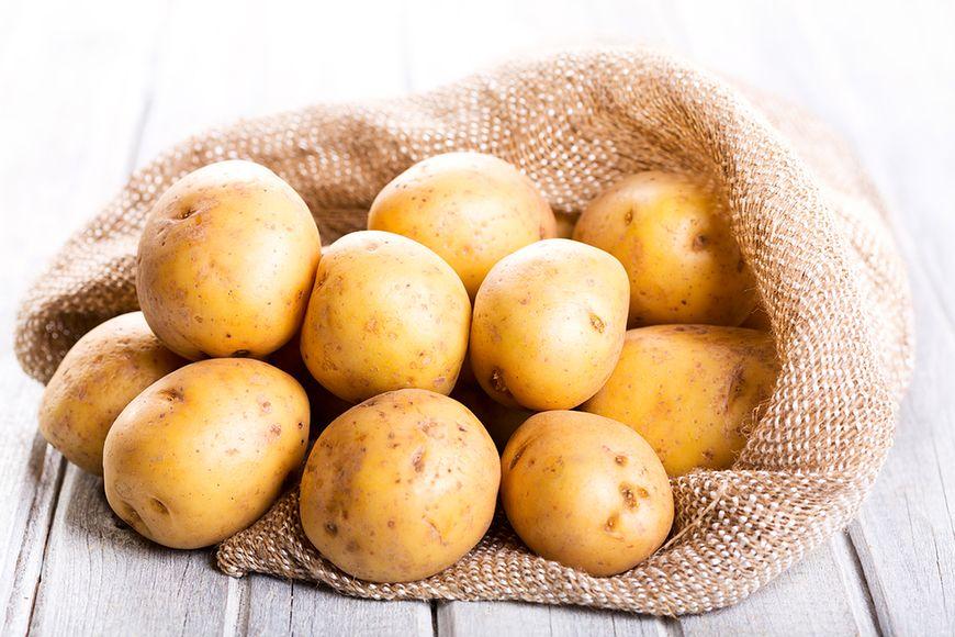 Ziemniaki są tuczące