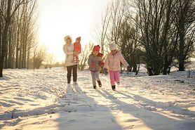 Zasady pielęgnacji dziecięcej skóry zimą