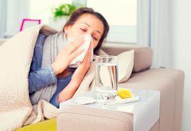 O grypie pomyśl jesienią