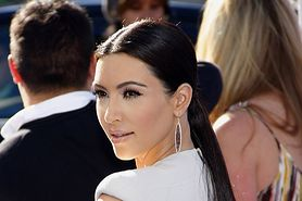 Stres zaostrzył u Kim Kardashian objawy łuszczycy