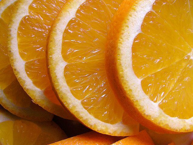 Alergia na owoce cytrusowe